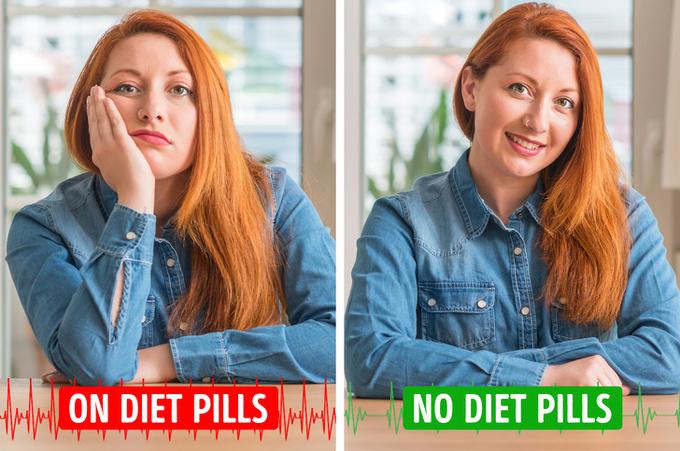 8 tác dụng phụ nguy hiểm khi dùng thuốc giảm cân - Ảnh 7