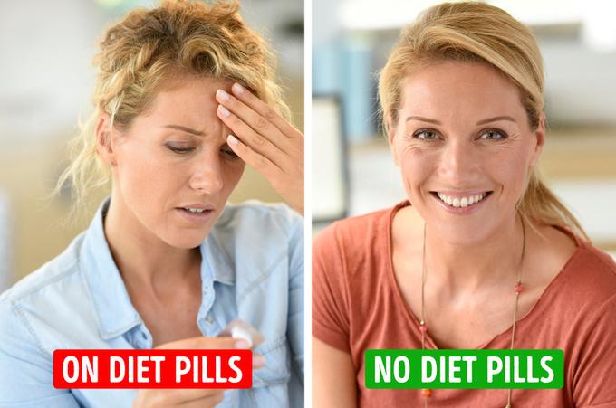 8 tác dụng phụ nguy hiểm khi dùng thuốc giảm cân - Ảnh 8