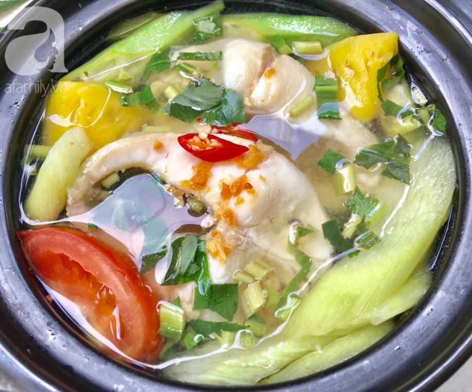 Cách nấu canh chua cá chuẩn vị miền Nam thơm ngon hết cỡ - Ảnh 4