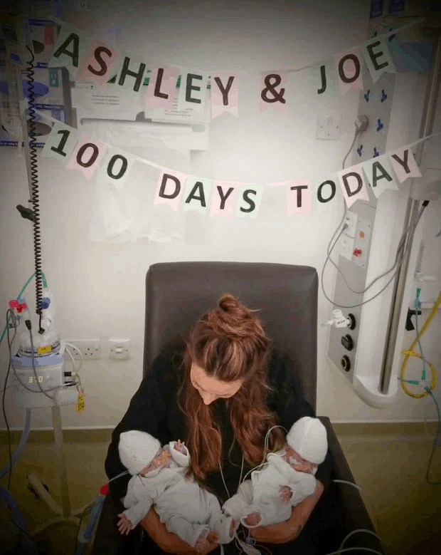 Chào đời chưa được nửa kg, có 1% cơ hội sống, cặp sinh non ấy giờ ra sao? - Ảnh 7