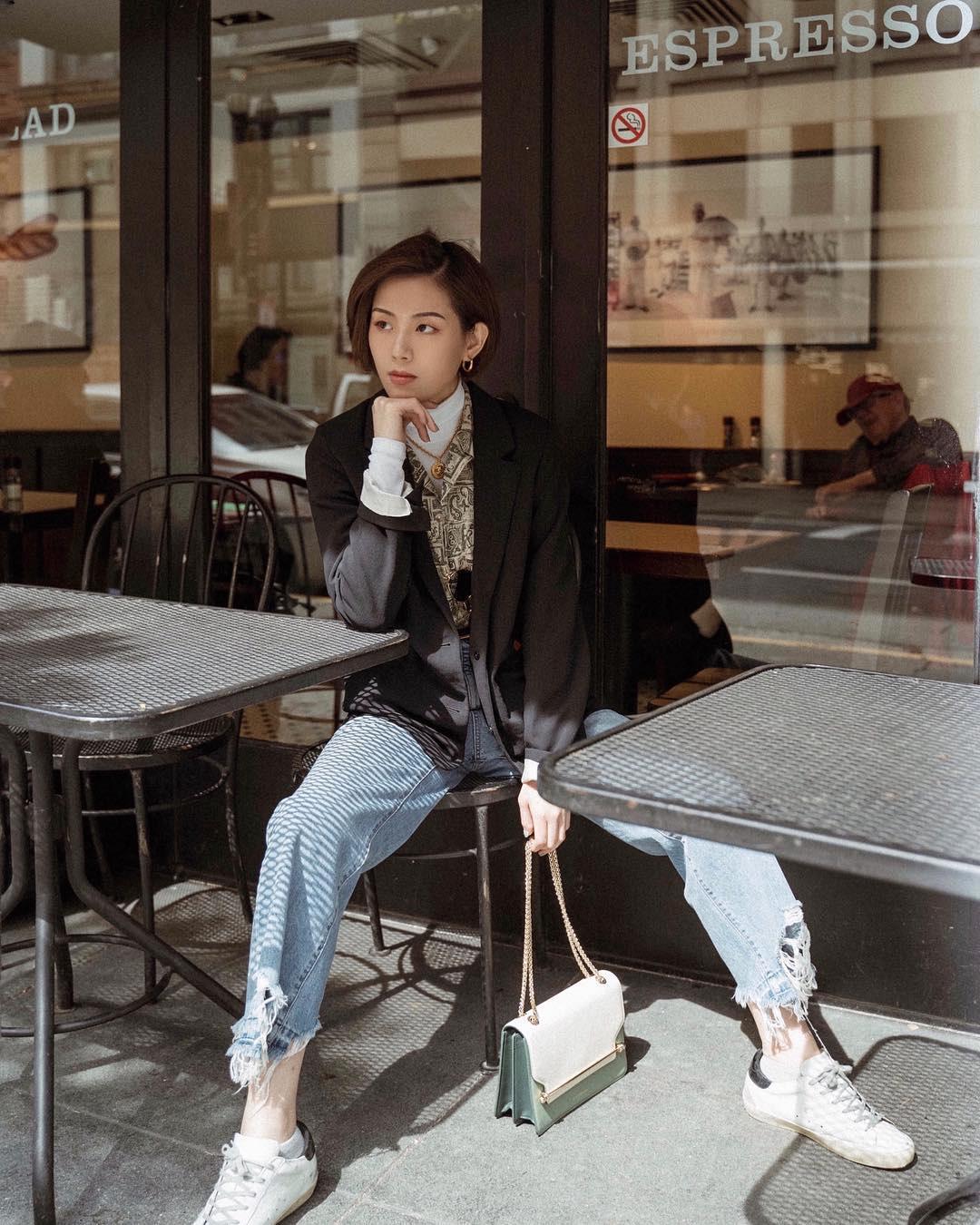 Diện quần jeans, chưa chắc là bạn đã có vẻ ngoài sành điệu nếu không mix với 4 mẫu giày sau đây - Ảnh 10