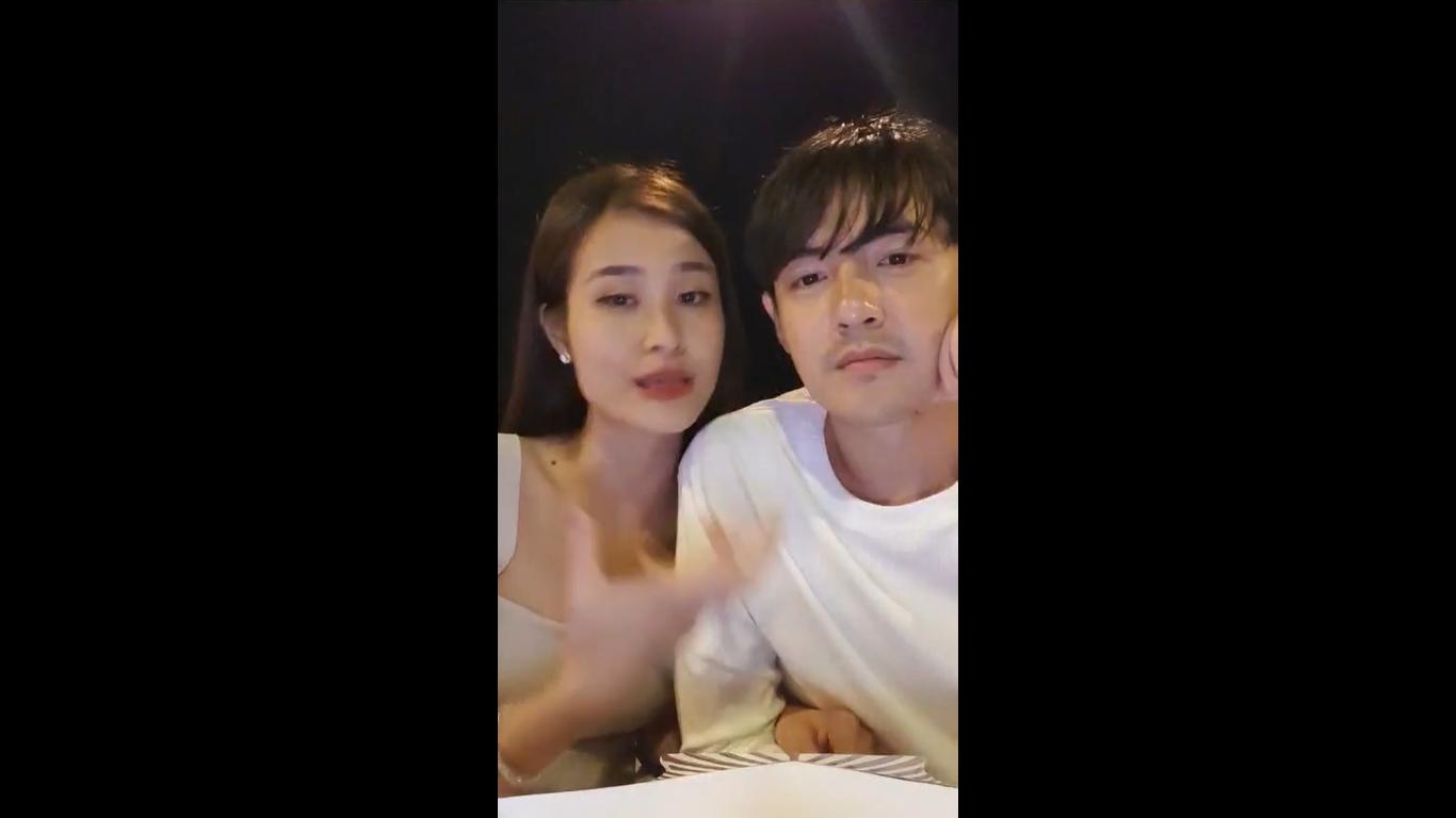 Đông Nhi - Ông Cao Thắng livestream kể về sự cố trước ngày đón dâu - Ảnh 3