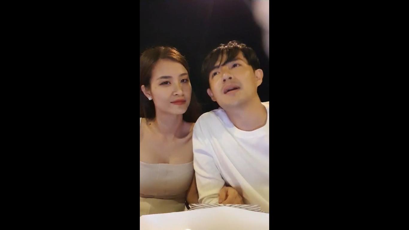 Đông Nhi - Ông Cao Thắng livestream kể về sự cố trước ngày đón dâu - Ảnh 4