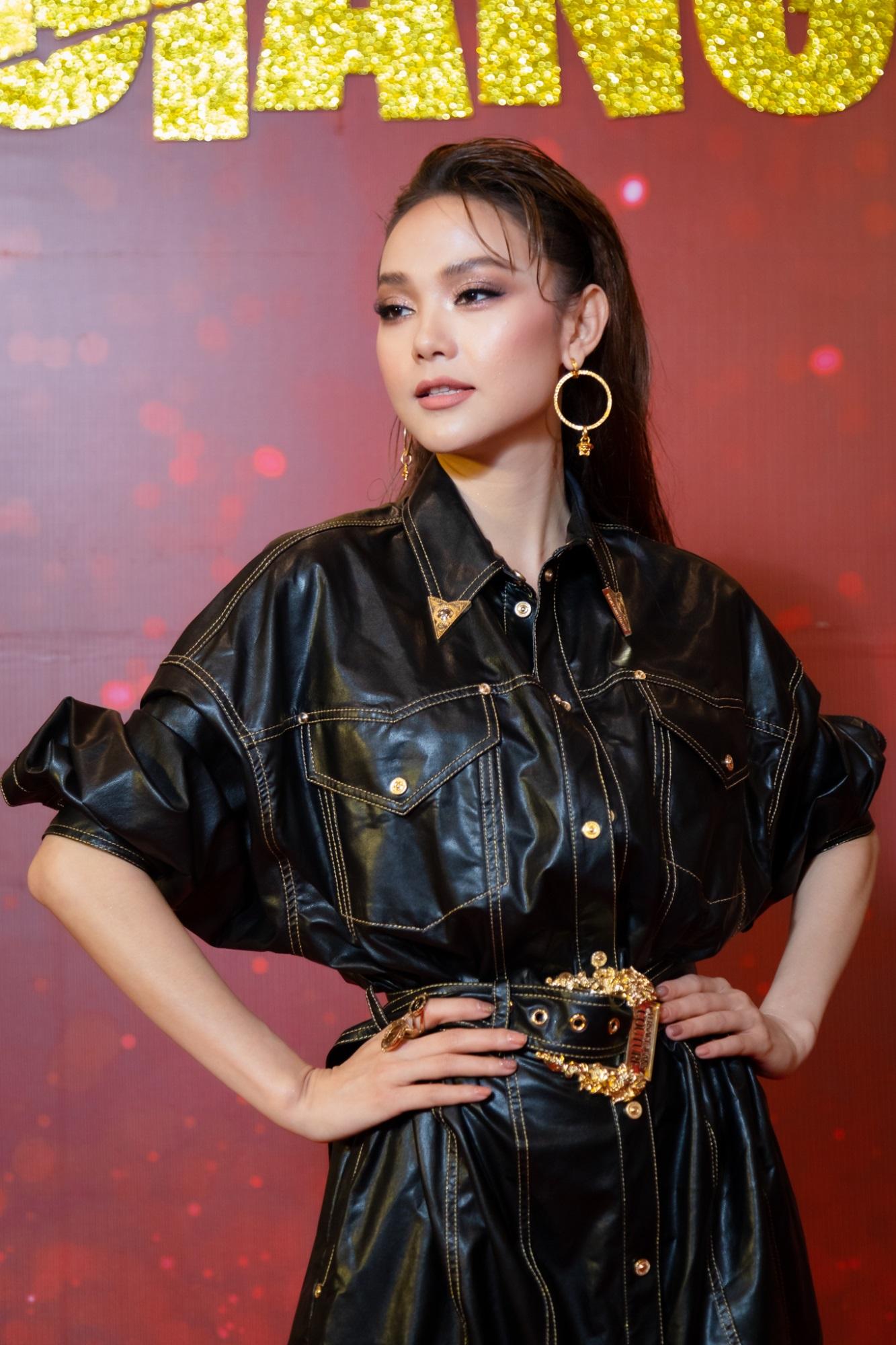Tăng Thanh Hà và Thanh Hằng rạng rỡ đến chúc mừng Lương Mạnh Hải ra mắt phim đầu tay - Ảnh 3