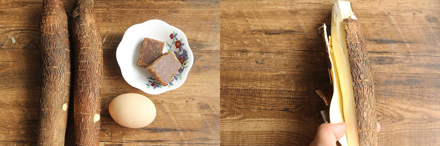 Khi nấu chè sắn, mẹ mình thường thêm 1 nguyên liệu này, cả nhà ai ăn cũng khen và mùa đông nào cũng háo hức mong chờ - Ảnh 1