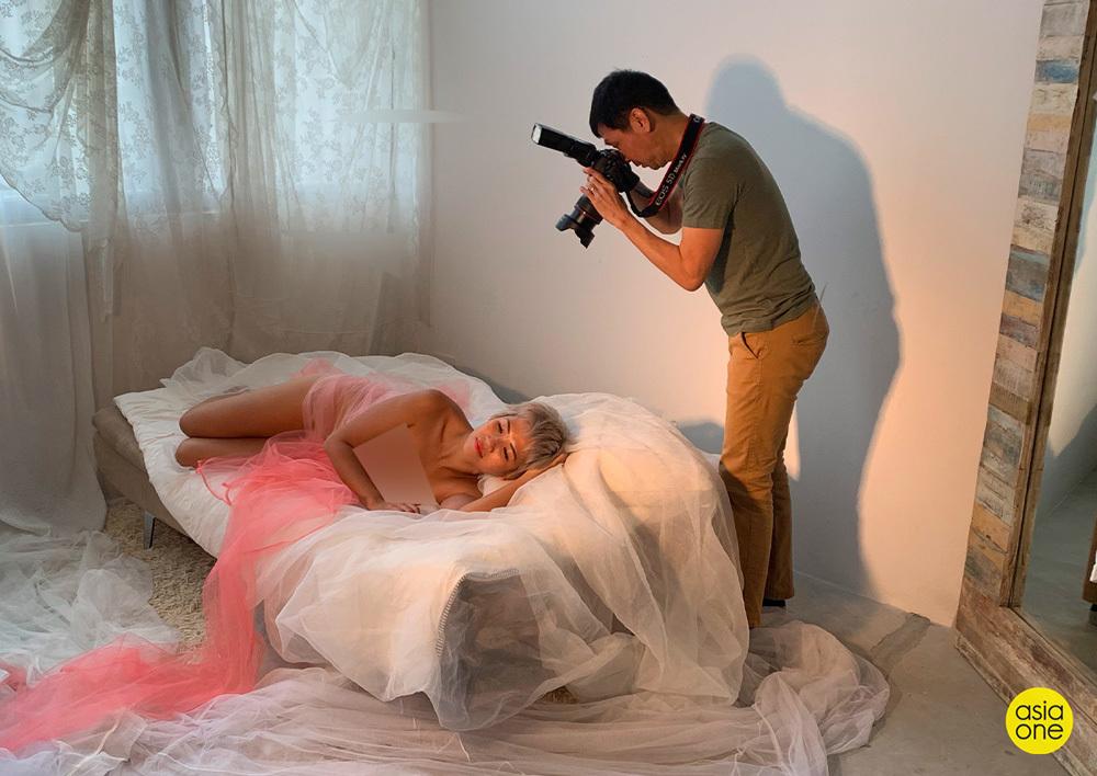 Những lần xúc động của nhiếp ảnh gia 13 năm chụp ảnh khỏa thân - Ảnh 2