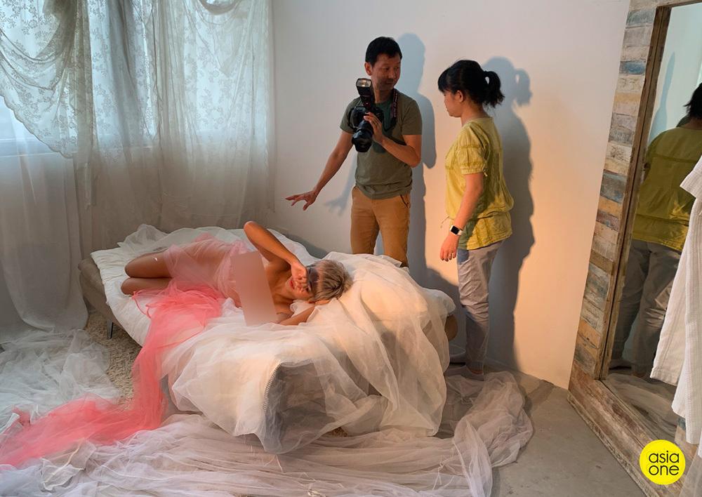 Những lần xúc động của nhiếp ảnh gia 13 năm chụp ảnh khỏa thân - Ảnh 3