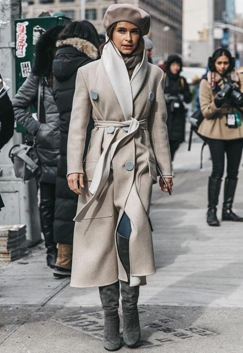 5 kiểu áo khoác thời thượng nhất cho mùa đông 2018 - Ảnh 3