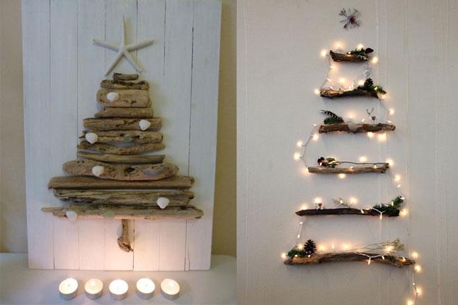 Hướng dẫn cách làm cây thông Noel bằng đèn Led đơn giản