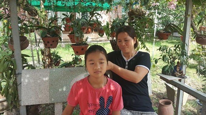 Người mẹ đơn thân nuôi 7 con trong căn nhà đặc biệt giữa lòng Hà Nội - Ảnh 2