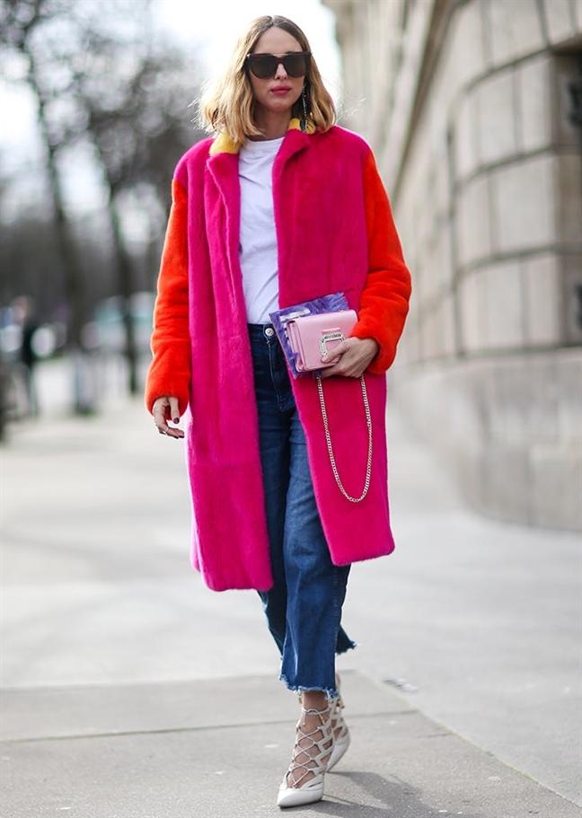 Những mẫu áo khoác nàng U40 phải có trong tủ đồ mùa đông - Ảnh 5