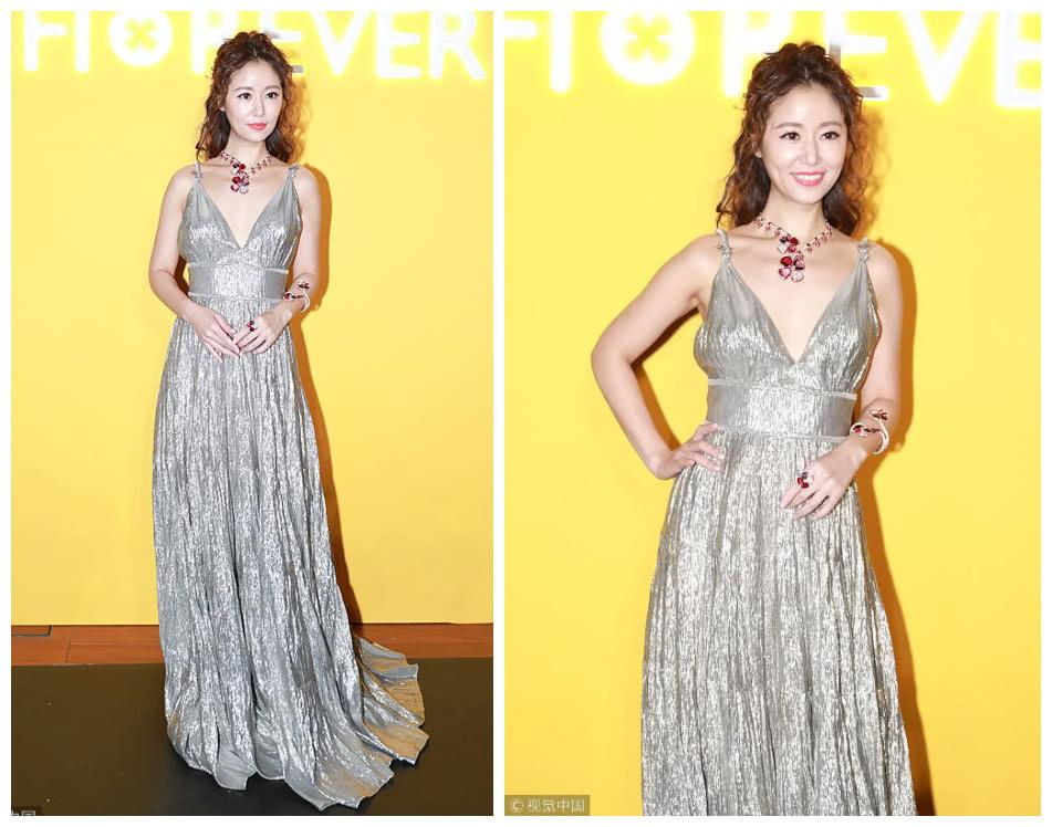 Trang phục 10 ngàn USD của Lâm Tâm Như được ví giống... rèm cửa - Ảnh 2