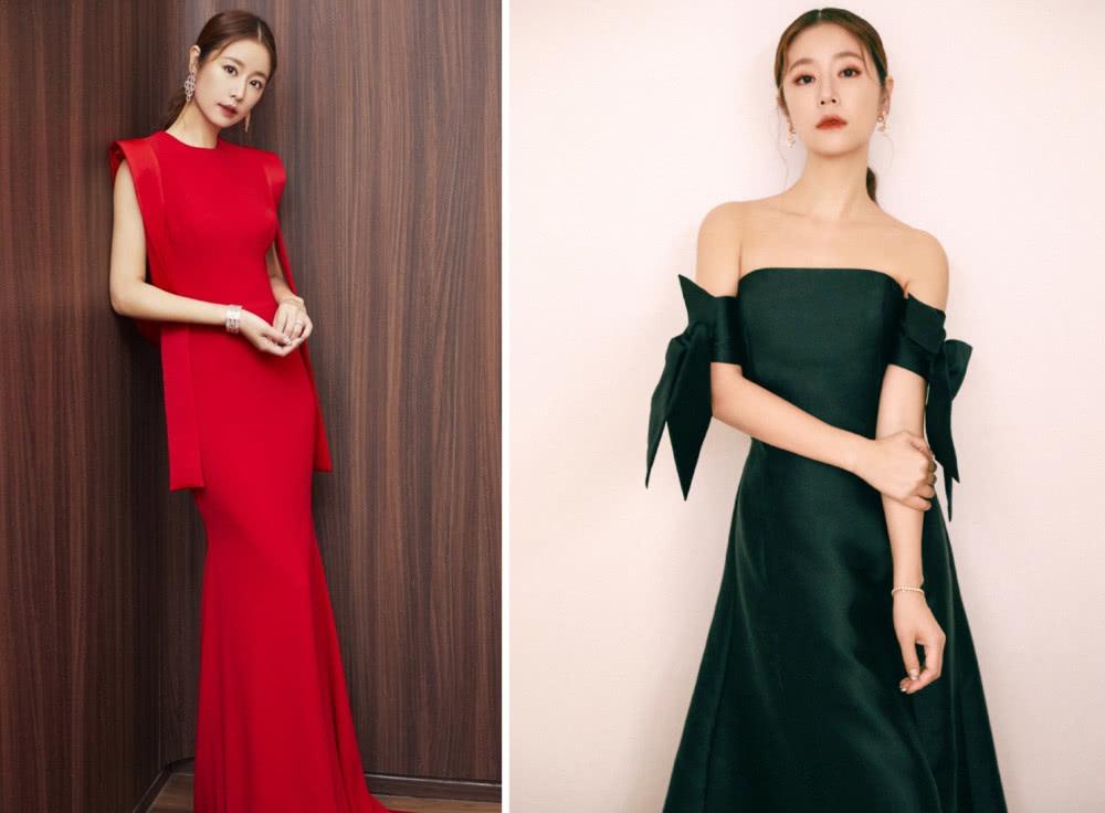 Trang phục 10 ngàn USD của Lâm Tâm Như được ví giống... rèm cửa - Ảnh 9