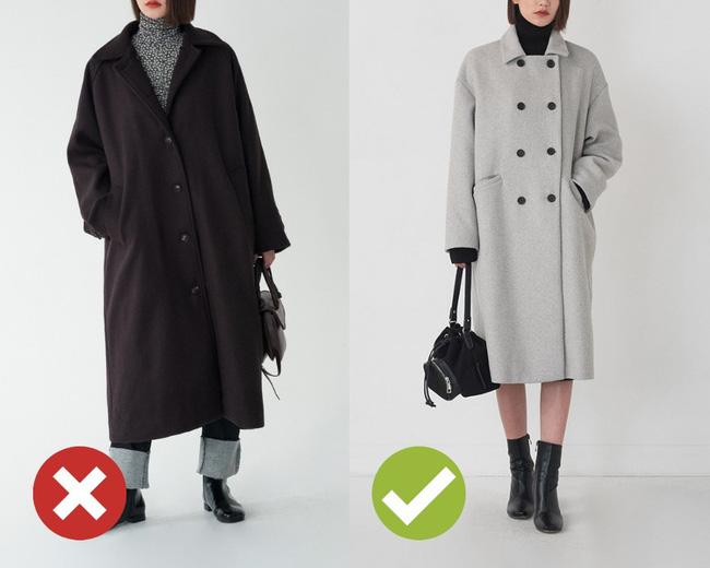 """Chưa cần biết bạn có cao thon hay không, cứ áp dụng 3 tips sau là diện áo khoác dài chẳng lo bị """"dìm"""" dáng - Ảnh 1"""