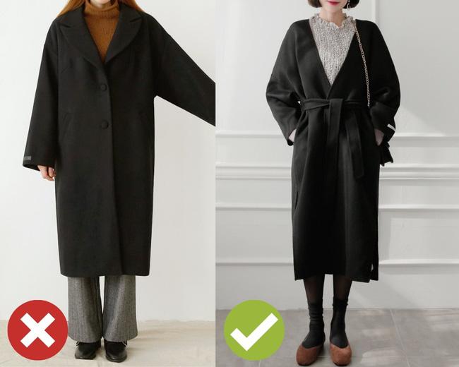 """Chưa cần biết bạn có cao thon hay không, cứ áp dụng 3 tips sau là diện áo khoác dài chẳng lo bị """"dìm"""" dáng - Ảnh 5"""