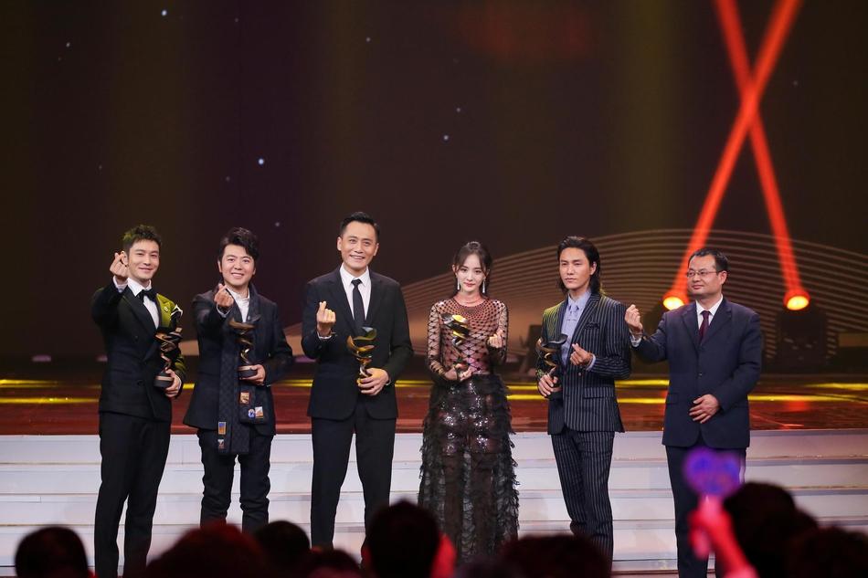 Vừa mới ly hôn Lưu Khải Uy, rộ tin đồn Dương Mịch và Lý Dịch Phong đã đăng ký kết hôn - Ảnh 6