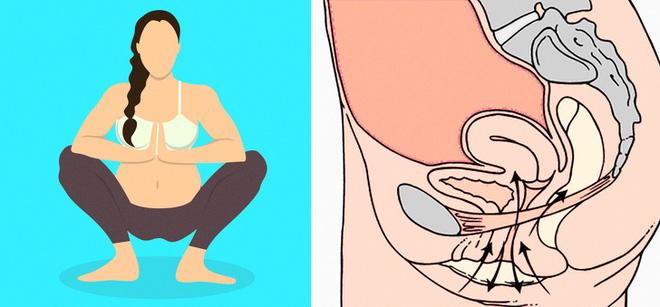 8 bài tập giúp mẹ bầu thư giãn và khỏe hơn trong suốt thai kì - Ảnh 3