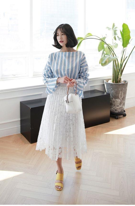Biến hóa với trang phục cơ bản: Sành điệu với áo sơ mi - Ảnh 4