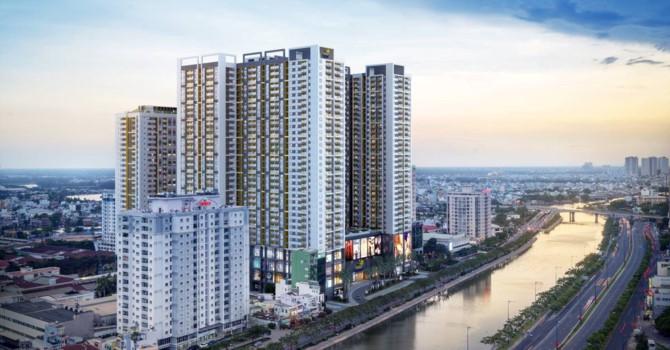 Đà Nẵng xây chung cư 12 tầng ở quận Hải Châu - Ảnh 1