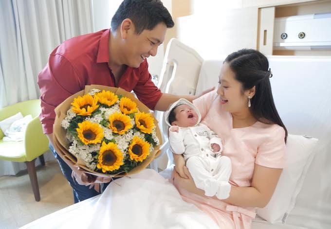 Đàn ông mấy ai nghĩ được như Đức Thịnh: Biết ơn vợ đã hy sinh mọi thứ để đẻ con cho mình - Ảnh 2