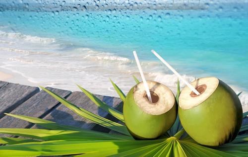 Mẹ bầu nên uống nước dừa như thế nào là tốt nhất cho thai nhi? - Ảnh 1