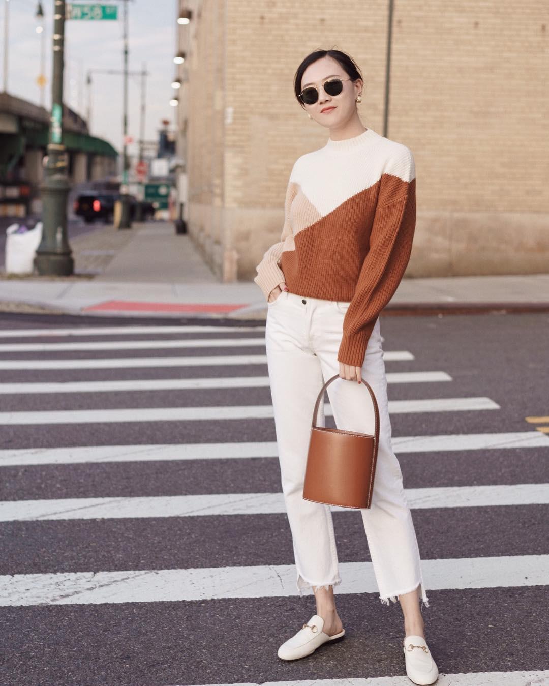 Quên quần áo dày dặn mùa lạnh đi, nàng công sở cứ sắm 5 items này là đủ mặc đẹp từ Xuân sang Hè - Ảnh 4