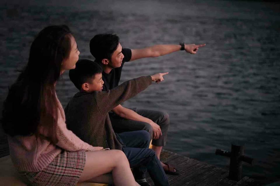 'Tan chảy' với bức ảnh gia đình 3 người hạnh phúc của Cường Đô la - Đàm Thu Trang và Subeo - Ảnh 3