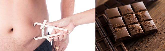 Tin vui mùa Valentine: Những người ăn socola thường xuyên có phần trăm mỡ trong cơ thể ít hơn người không ăn - Ảnh 2