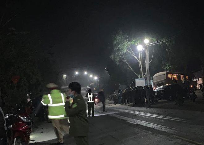Tuyên Quang: Va chạm với xe ô tô, 2 nam sinh tử vong thương tâm - Ảnh 1