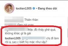 Tóc Tiên đáp trả chuẩn 'thanh niên cứng' khi bị chê hở bạo như 'gái' - Ảnh 3
