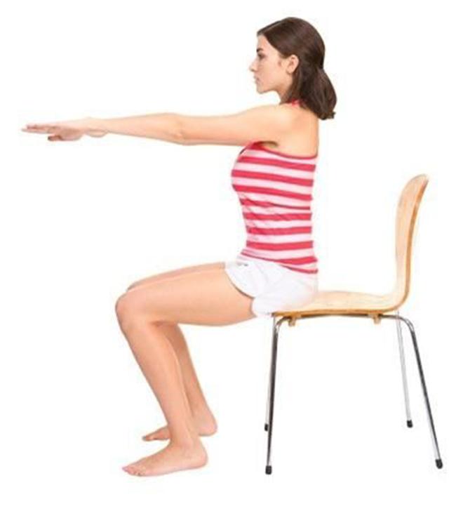 Muốn lấy lại vóc dáng thon gọn trước 30/4, học ngay bài tập giảm cân toàn thân cấp tốc này - Ảnh 3