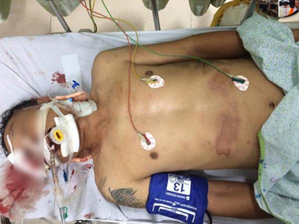 Hà Nội: Công an đang xác minh danh tính nạn nhân vụ tai nạn kinh hoàng trong đêm - Ảnh 4