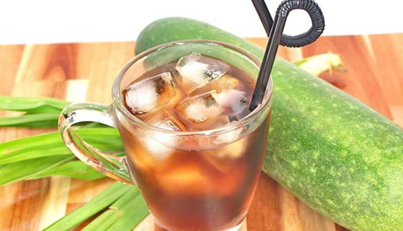 Da mịn màng bất chấp nắng hè nhờ thường xuyên uống trà bí đao hạt chia thanh mát làm theo cách này - Ảnh 5