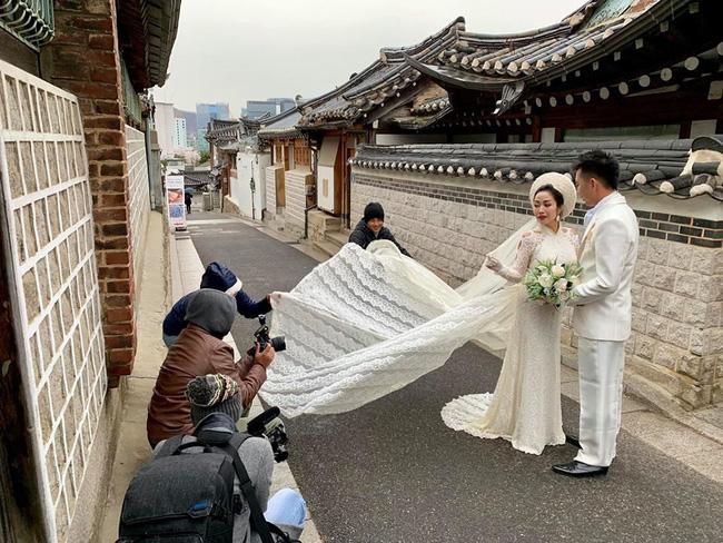 Sau 11 năm kết hôn, mẹ 3 con Ốc Thanh Vân e ấp bên ông xã, quyết 'cưới lại' lần nữa - Ảnh 2