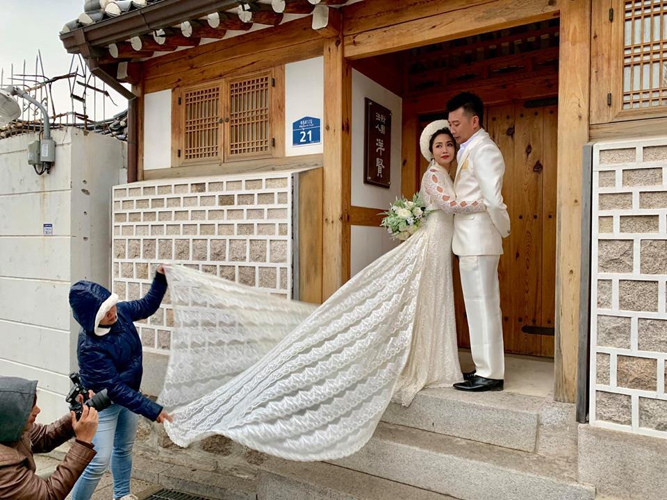 Sau 11 năm kết hôn, mẹ 3 con Ốc Thanh Vân e ấp bên ông xã, quyết 'cưới lại' lần nữa - Ảnh 3