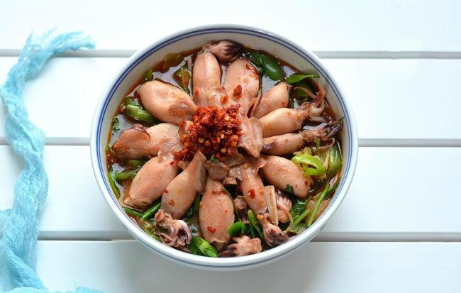 Mực xào sa tế đậm đà đổi vị cho bữa tối ngon cơm - Ảnh 3