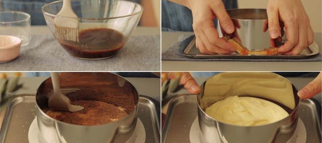 Cần gì phải đi ăn tiệm, tự mình làm bánh mousse xoài ở nhà cũng ngon đẹp không kém - Ảnh 4