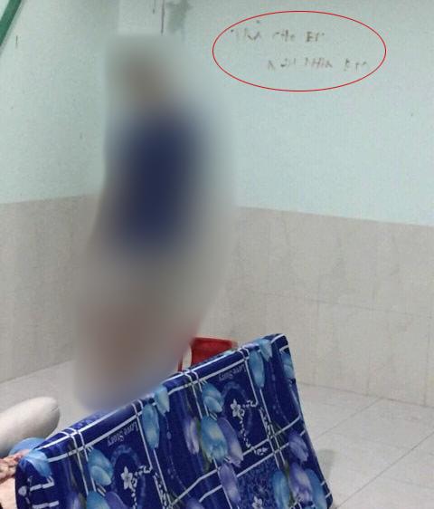 Hé lộ nội dung thư tuyệt mệnh được viết bằng máu của thanh niên treo cổ tử vong ở Đồng Nai - Ảnh 1