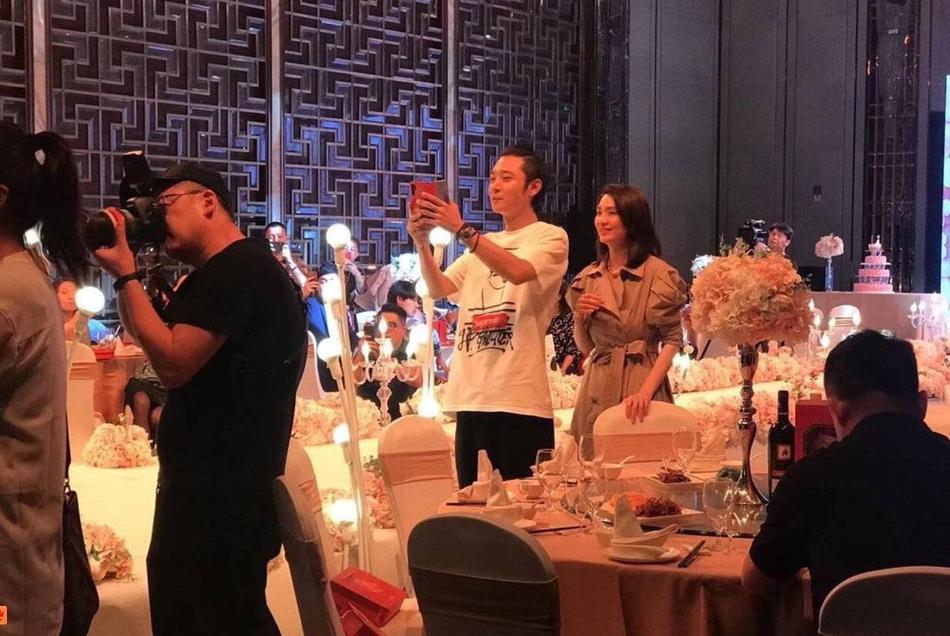 Xuất hiện vui vẻ bên Trương Đan Phong, Hồng Hân đã thật sự tha thứ cho người chồng bội bạc? - Ảnh 5