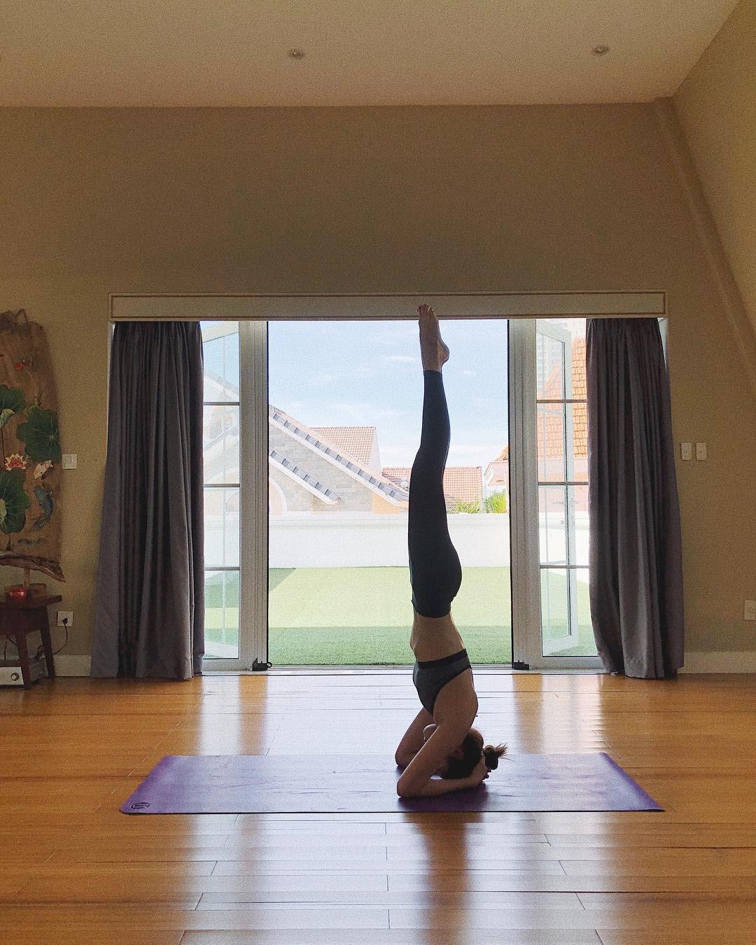 Vì sao một loạt người nổi tiếng như Lee Hyori, Goo Hara, Tăng Thanh Hà, Hồ Ngọc Hà đều tập tư thế yoga này? - Ảnh 4