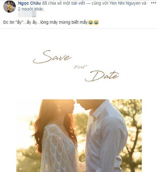 Trước tin đồn kết hôn vào hôm nay, ca sĩ Yến Trang nói gì? - Ảnh 1