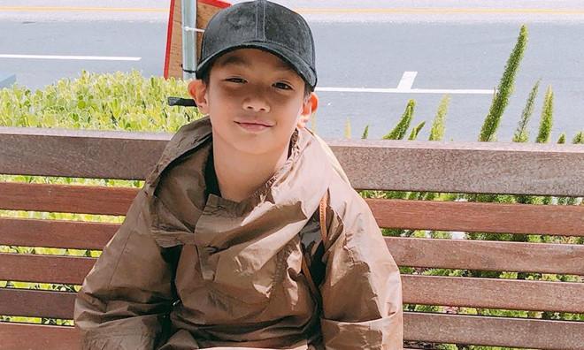 Clip: Con trai Hồ Ngọc Hà – Cường Đô la gây sốt vì khả năng 'bắn' tiếng Anh như gió cùng biểu cảm cực đáng yêu - Ảnh 1