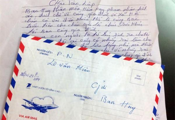 Sau 8 năm, bố sát thủ Lê Văn Luyện trải lòng về chuỗi ngày tăm tối và những dòng thư xúc động gửi cán bộ trại giam - Ảnh 5