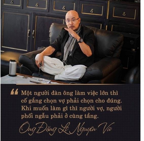 Phản bác ông Đặng Lê Nguyên Vũ, Dương Yến Ngọc nhắn nhủ: 'Nếu Qua bất lực trước vợ thì chị hiến kế cho' - Ảnh 1