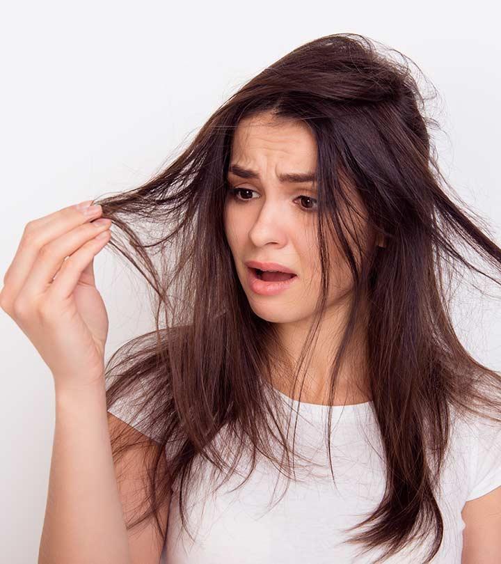 Chu kì tăng trưởng của tóc trải qua bốn giai đoạn
