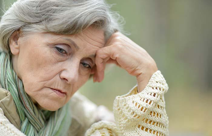 Tuổi tác cũng là một nguyên nhân khiến tóc mọc chậm