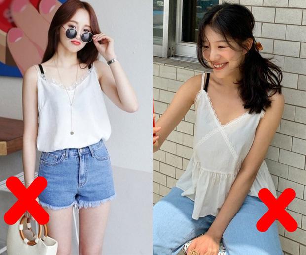 3 sai lầm khi diện áo hai dây mùa hè khiến điểm duyên dáng của các chị em công sở tụt dốc trầm trọng - Ảnh 1