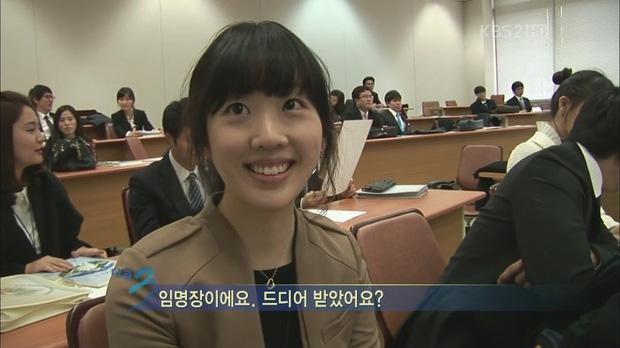 Báo Trung tung ảnh bạn gái luật sư tin đồn của Song Joong Ki: Đúng chuẩn nữ thần ngành luật từng lên sóng KBS! - Ảnh 3