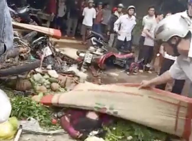 Danh tính nạn nhân thương vong vụ ô tô con và 2 xe tải va chạm rồi lao vào chợ ở Đắk Nông - Ảnh 3