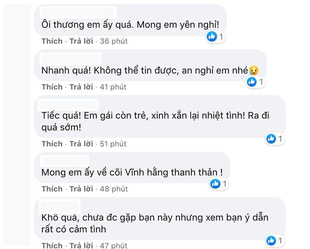 """Đồng nghiệp ở VTV và các đài truyền hình xót xa khi nghe tin MC Diệu Linh qua đời: """"Sẽ không còn đau khổ em nhé"""" - Ảnh 6"""